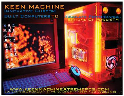 keen machine